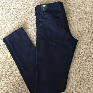 Express Skinny Jeans Leggings Size 6 Long Stella